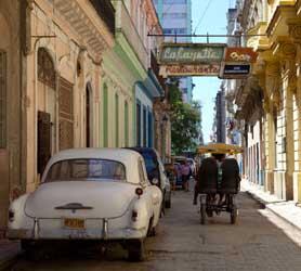 Bici Taxi Cuba Havanatur