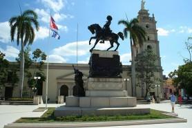 Camaguey Cuba PARQUE IGNACIO AGRAMONTE