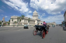 Capitolio Havana Old Havana