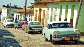 Cuba Old Car Taxi Tours