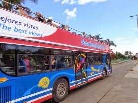 Varadero Hop on Hop off buses in Cuba