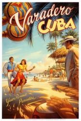 Vintage Ads Cuba Travel