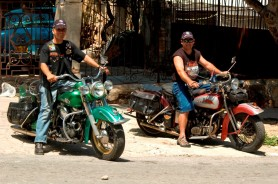 harley davidson motorcycles cuba